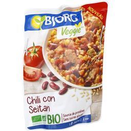 Bjorg Veggie - Chili con seitan BIO