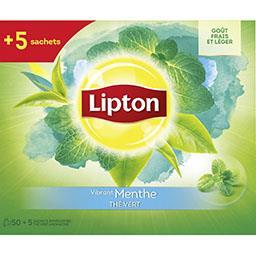 Lipton Thé vert menthe