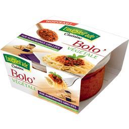 Cuisine - Bolo' végétale aux aubergines grillées