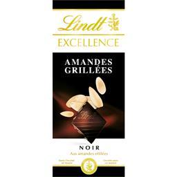 Excellence - Chocolat noir amandes grillées