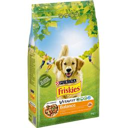 Croquettes Vitafit Balance poulet légumes pour chien...