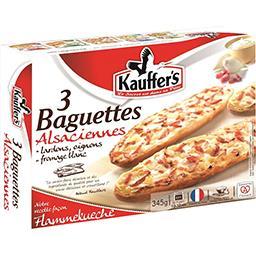 Baguettes alsaciennes