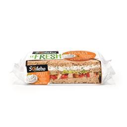 Le Fresh - Le Sandwich au poulet fromage ail & fines...