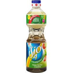 Isio 4 - Vinaigrette légère fines herbes ciselées