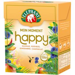 Infusion Mon Moment Happy mangue rooibos gingembre camomille