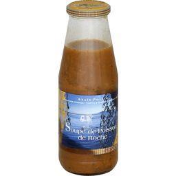 Soupe de poisson de roche,Azaïs Polito,la bouteille de 640g