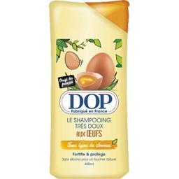 Le Shampooing très doux aux œufs