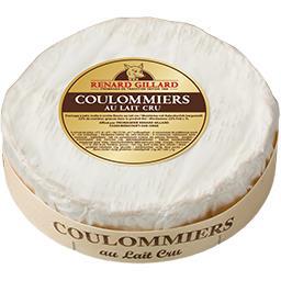 Coulommiers au lait cru