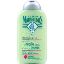Shampooing Purifiant Douceur, argile blanche & lait jasmin