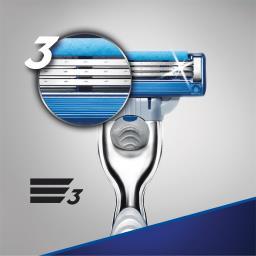 Mach3 - turbo -  rasoir pour homme + 1 lame