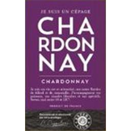 Les Cépages, CHARDONNAY, vin  blanc