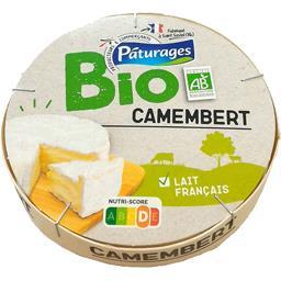 Camembert d'Isigny bio