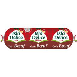 Saucis'délice goût bœuf piquant halal