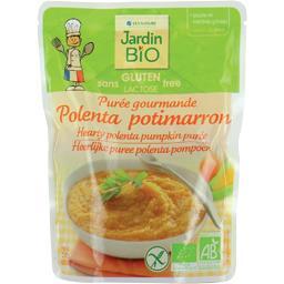 Purée gourmande polenta potimarron BIO