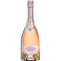 Champagne vin Rosé