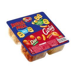 Monster Munch - Biscuits salés 4 goûts
