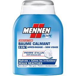 Soin - Baume calmant 2en1 après-rasage, peaux réacti...