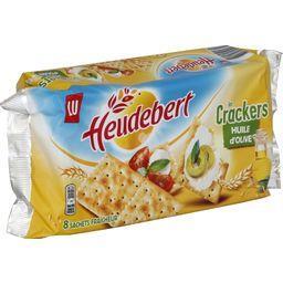 Heudebert - Les Crackers huile d'olive