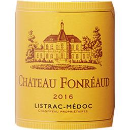 Listrac-Médoc Château Fonréaud - Cru Bourgeois vin R...