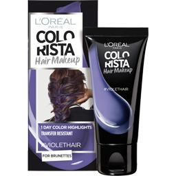 Colorista - Hair Makeup Violet Hair