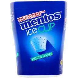 Ice Cup - Chewing-gum goût menthe givrée sans sucres
