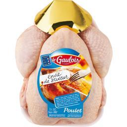Poulet blanc prêt à cuire