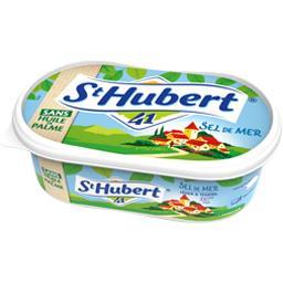 St Hubert Margarine sel de mer sans huile de palme