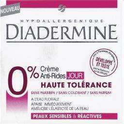 Haute Tolérance - Crème anti-rides jour
