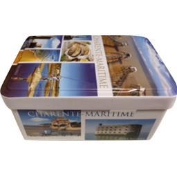 Boîte souvenirs galettes Charente Maritime