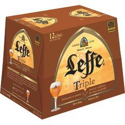 Triple - Bière belge
