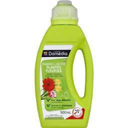 Engrais liquide plantes fleuries
