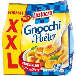 Gnocchi XXL à poêler