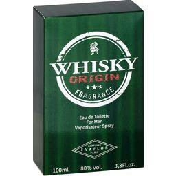 Eau de toilette Whisky Origin for men
