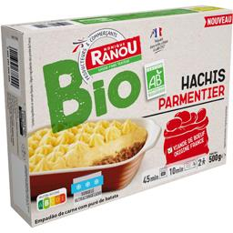 Bio Monique Ranou Hachis parmentier BIO la boite de 500 g