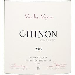 Chinon vin Rouge 2015