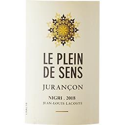Jurançon Domaine Nigri - Le Plein de Sens vin Blanc moelleux 2016