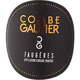 Faugères Domaine Combe Gauthier vin Rouge 2017