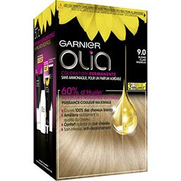 Olia - Coloration permanente Blond Clair Radieux 9.0