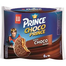 Biscuits Choco Prince goût Choco