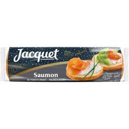Toasts pavot pour saumon