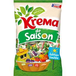 Bonbons de Saison melon/cassis/fraise de bois/nectar...
