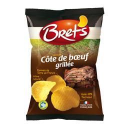 Chips saveur côte de bœuf grillée