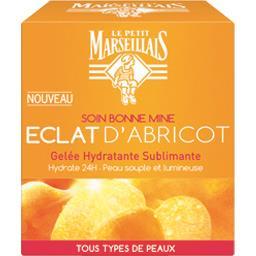 Soin bonne mine Eclat d'abricot tous types de peaux