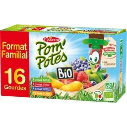 Materne Materne Pom'Potes - Compotes et spécialités de fruits BIO