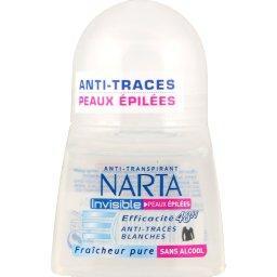 Narta Invisible - Anti-transpirant 48h peaux épilées