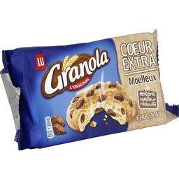 Granola - Cookies Cœur Extra chocolat