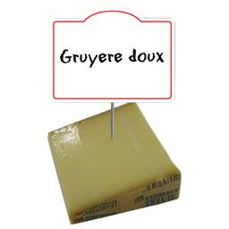 Gruyère Switzerland doux 35% de MG