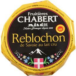 Reblochon de Savoie au lait cru