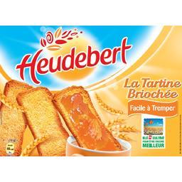 Heudebert - La Tartine Briochée