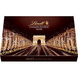 Lindt Champs-Elysées - Assortiment de chocolats noirs